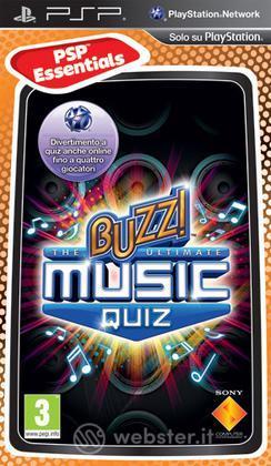 Essentials Buzz! The Ultimate Music Quiz