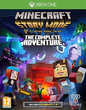Minecraft Story Mode Complete Adventure