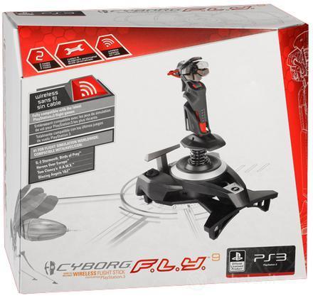 MAD CATZ PS3 Cyborg Fly 9 Wireless Stick