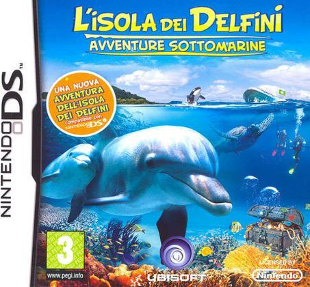 L'Isola Dei Delfini: Avventure Sottomar.