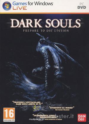 Dark Souls: Prepare to Die D1 edition