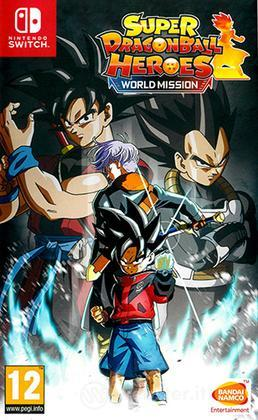 SuperDragonBall Heroes: WorldMiss. D1 Ed