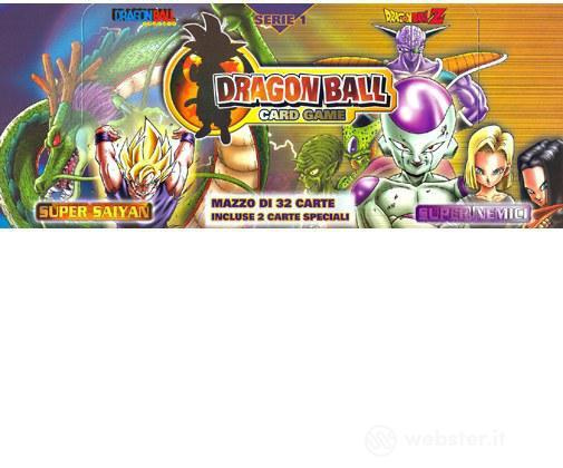 Dragon Ball Serie 1 box 8 Mazzi ITA