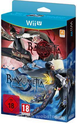 Bayonetta 1 + Bayonetta 2 Special Ed.
