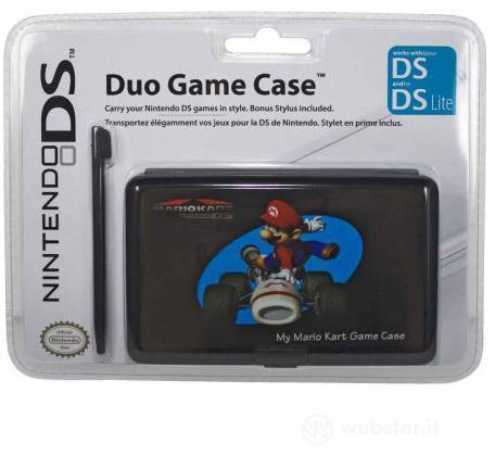 DS Custodia Duo Case Mario Kart