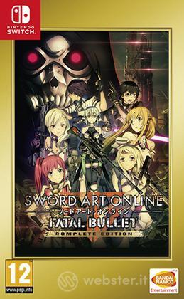 SwordArtOnline: FatalBullet Complete Ed.