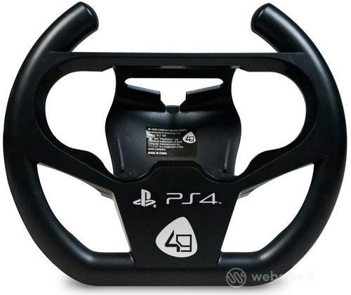 Volante Compact Racing PS4