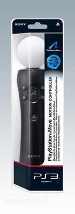PS3 Sony Move Controller di Movimento