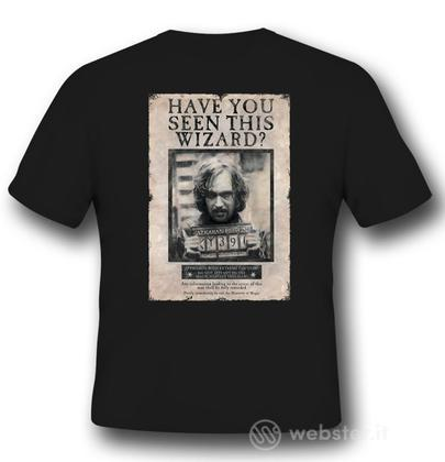 T-Shirt Sirius Black XL