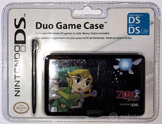 DS Custodia Duo Game Zelda Pelican