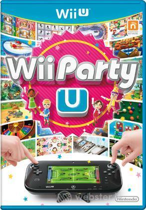 Wii Party U solus