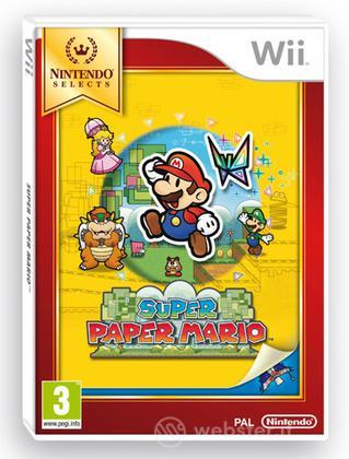 Super Paper Mario Selects