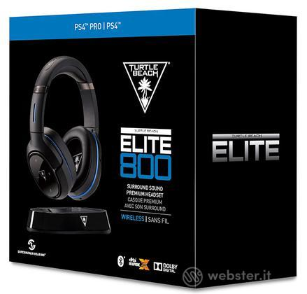 TURTLEBEACH Cuffie Elite 800 PS4