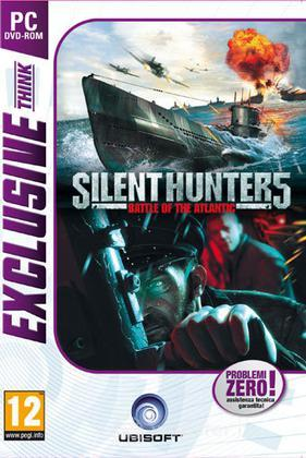 Silent Hunter 5 KOL 2010 ITA PC