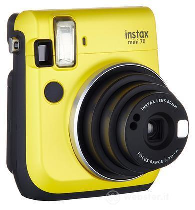 FUJIFILM Fotocamera Instax MINI 70 Yell.