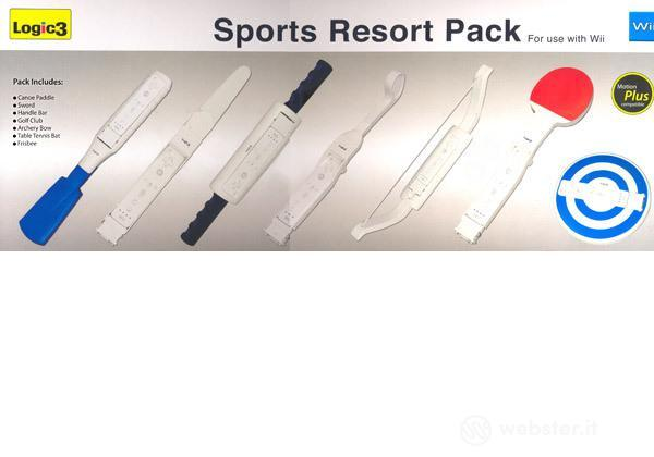 WII Sports Resort Pack - LG3