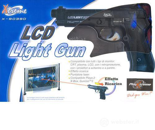 PS2 Pistola Light Gun per Video LCD - XT