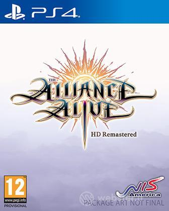 The Alliance Alive Remast.Awakening Ed.