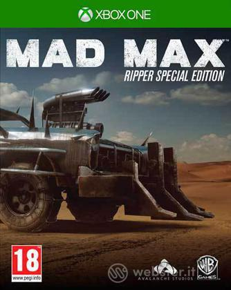 Mad Max Preorder Edition