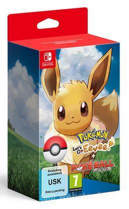 Pokemon: Let's Go, Eevee!+Pokeball Plus