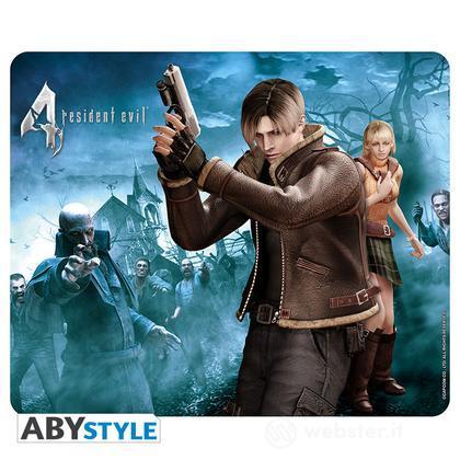 Mousepad Resident Evil - Leon & Ashley
