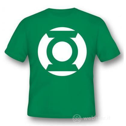 T-Shirt Green Lantern Logo XL