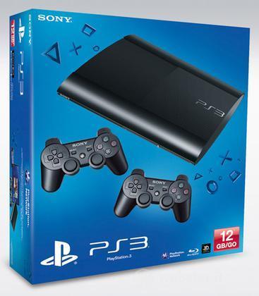 Playstation 3 12 Gb + 2 DualShock 3