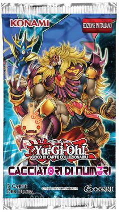 Yu-Gi-Oh! Zexal Cacciatori di Numeri