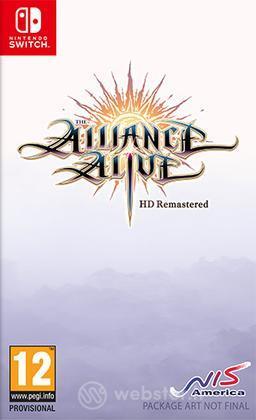 The Alliance Alive Remast.Awakening Ed.