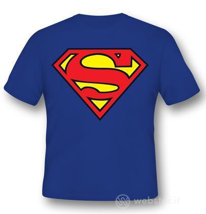 T-Shirt Superman Logo L