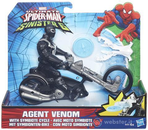 Figure Marvel Venom+Symbiote Cycle