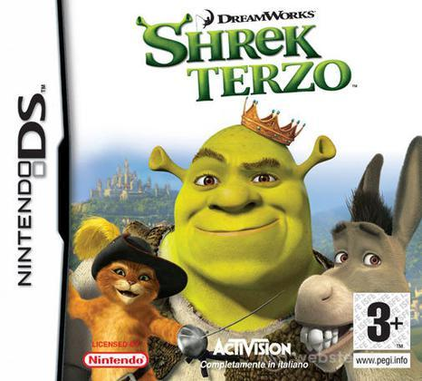 Shrek Terzo