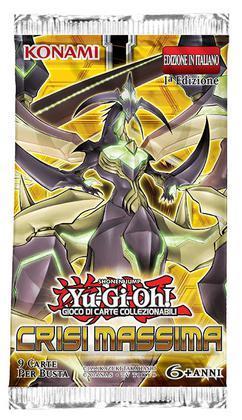 Yu-Gi-Oh! Crisi Massima Buste