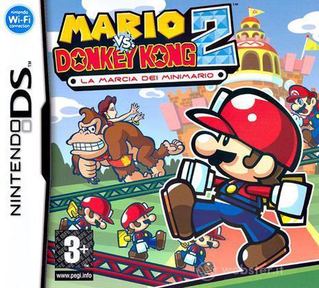 Mario vs Donkey Kong 2: Marcia Minimario