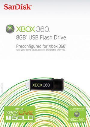 Sandisk Cruzer Microsoft X360 8GB