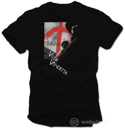 T-Shirt V xVendetta - M