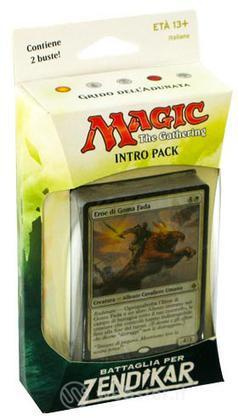 Magic Battaglia per Zendikar Intro Pack