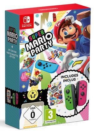 Super Mario Party L.Ed + Joy-Con