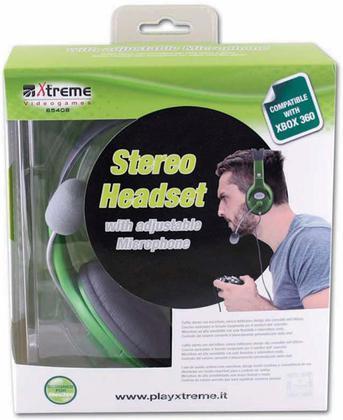 Cuffie Stereo Con Microfono XBOX 360