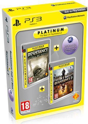 Resistance Double Platinum Pack