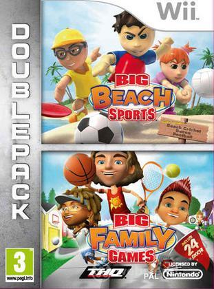Big Beach Sports & Big Family Games