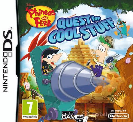 Phineas & Ferb: Quest for Cool Stuff