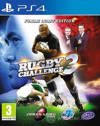 Rugby Challenge 3: Jonah Lomu Edition
