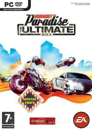 Burnout The Ultimate Box Special Price