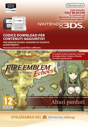 FE Echoes: SoV: Lost Altars Pack