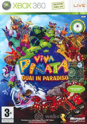 Viva Pinata 2 Guai In Paradiso
