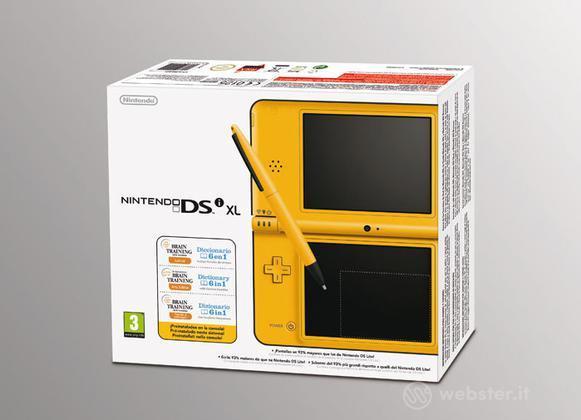 Nintendo DSi XL Giallo