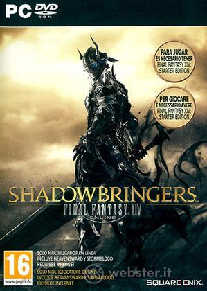 Final Fantasy XIV Shadowbringers Add-on