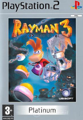 Rayman 3 PLT