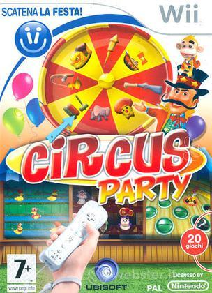 Playzone Circus Party